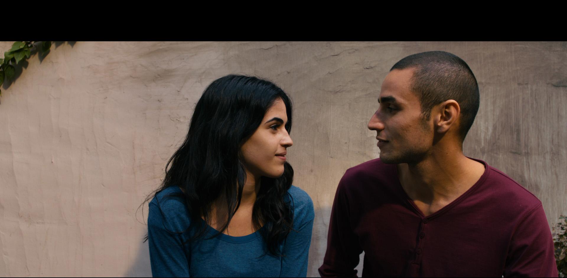 Omar Film Still