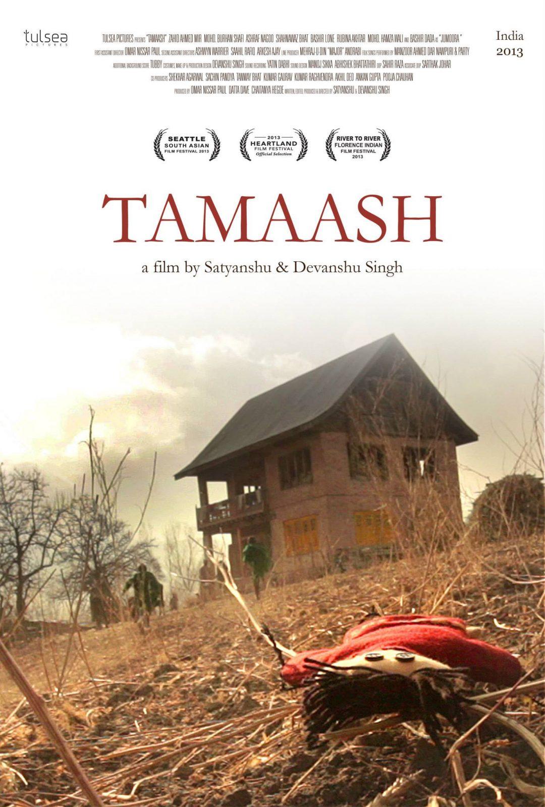 tamaash poster